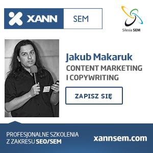 Jakub Makaruk content markieting